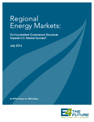 Regional Energy Markets