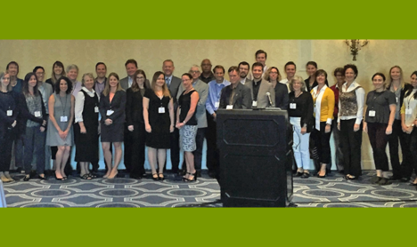 NEER stakeholders at NASEO conference