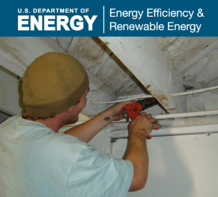 Dept of Energy weatherization