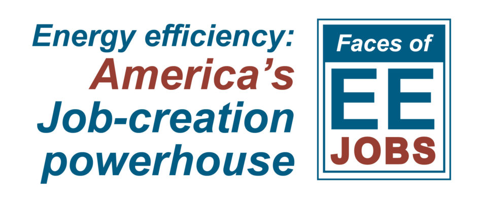 Faces of EE Logo with Americas Job Creation Powerhouse Tagline