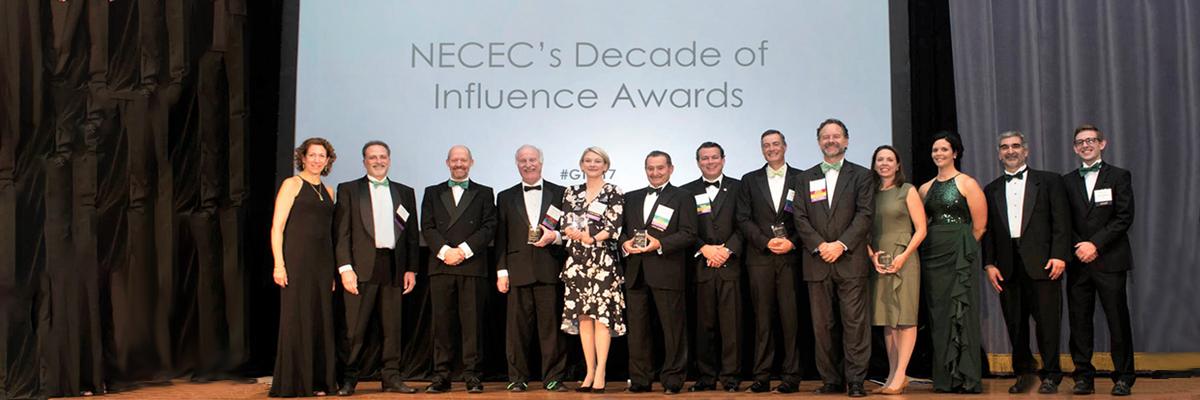 NECEC Green Tie Gala