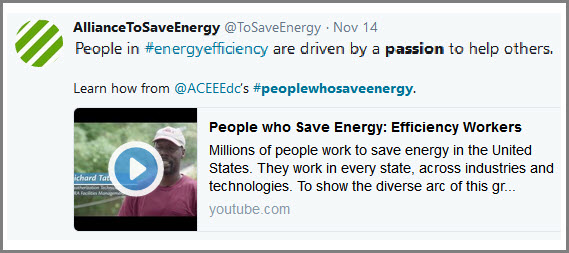 ACEEE energy efficiency