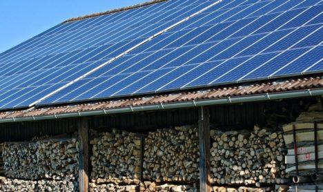 rural solar clean energy