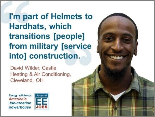 Ohio Workforce Energy Efficiency Veteran Career