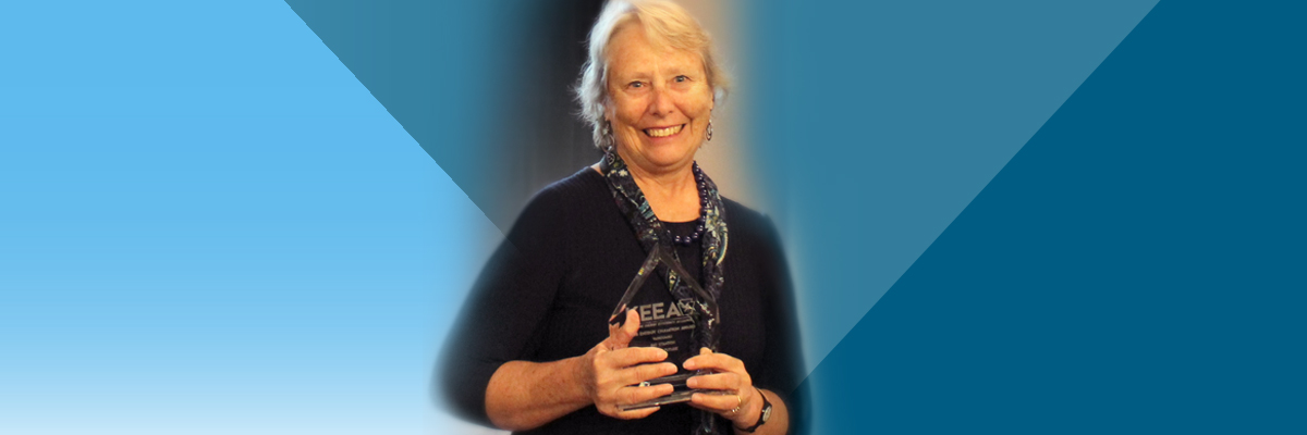 Patricia Stanton wins KEEA Energy Champion award for thought leadership