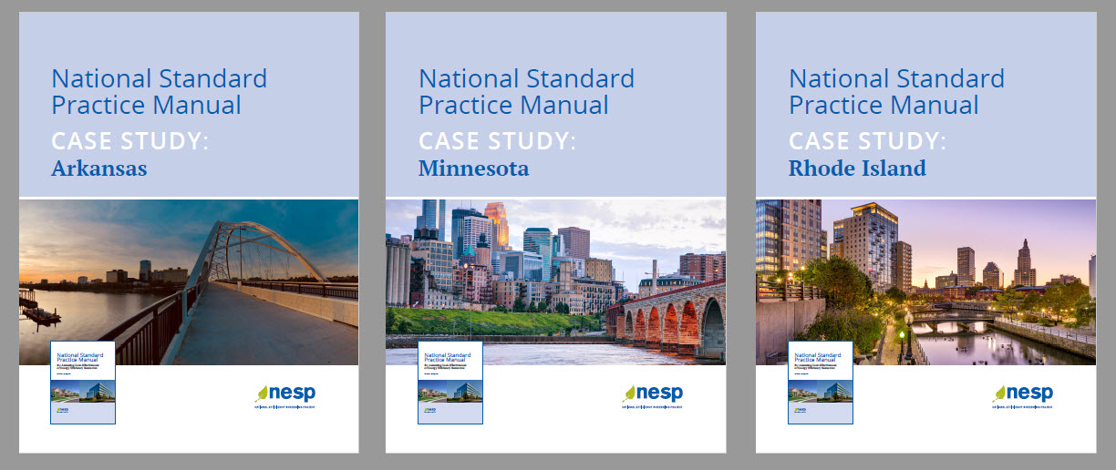 National Standard Practice Manual (NSPM) Case Studies