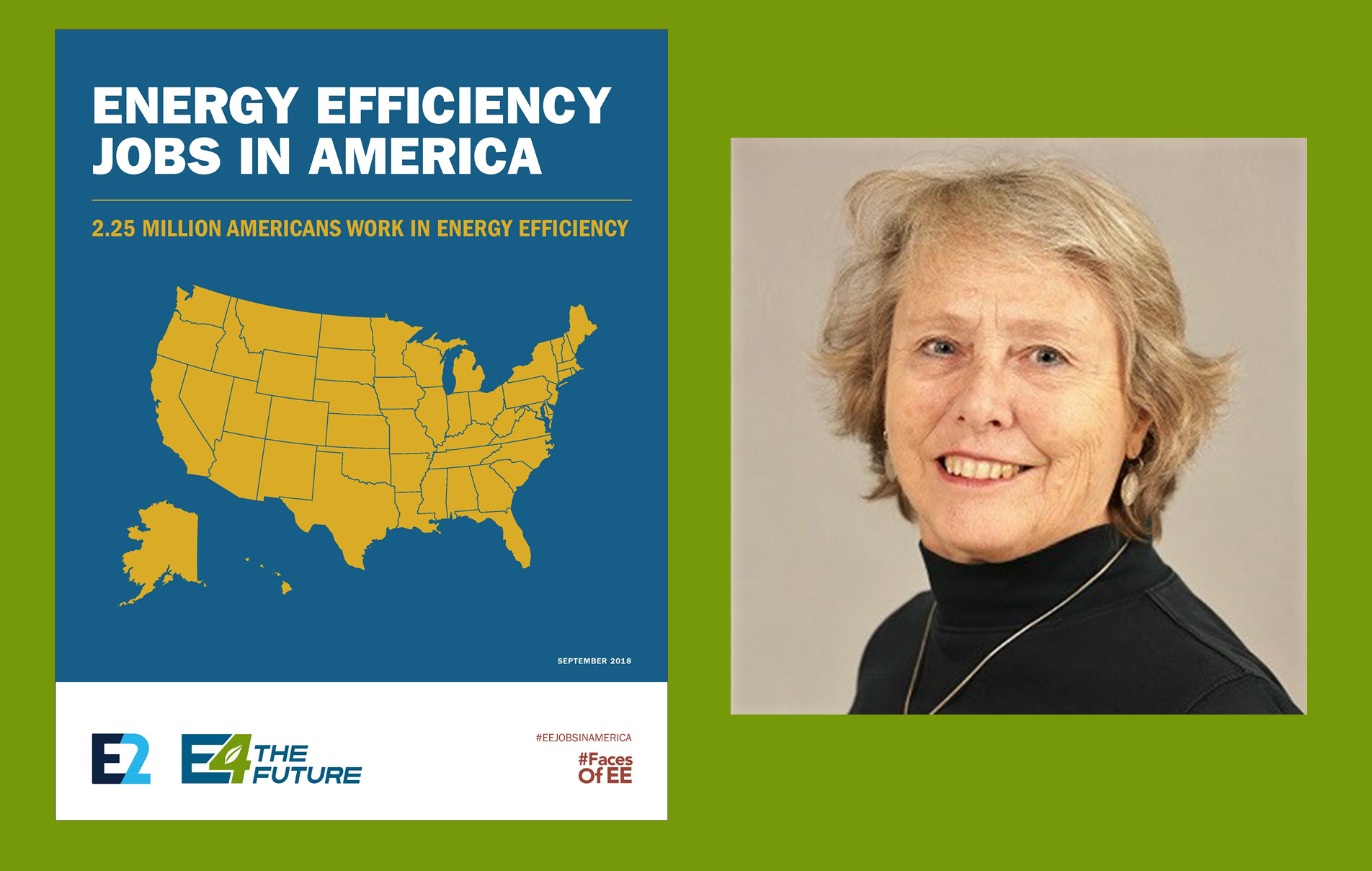 Energy Efficiency Jobs in America 2018