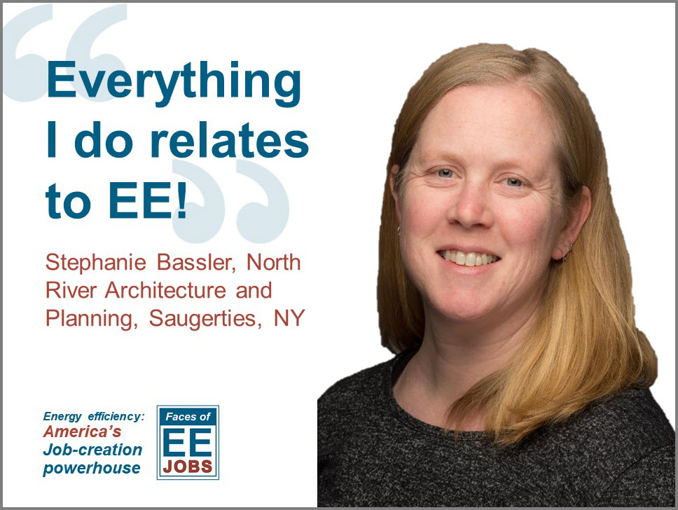 Faces of EE participant Stephanie Bassler