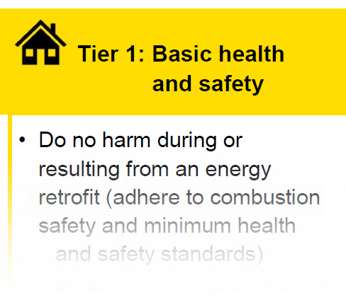 Tier 1 Energy Plus Health Playbook
