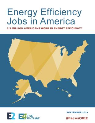 Energy Efficiency Jobs in America 2019