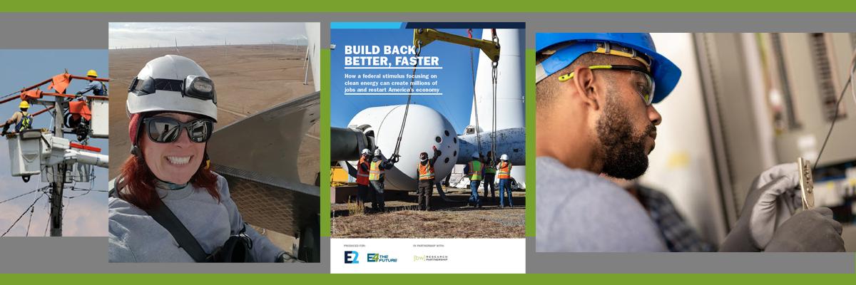 create clean energy jobs