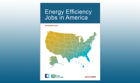 Energy Efficiency Jobs in America 2020