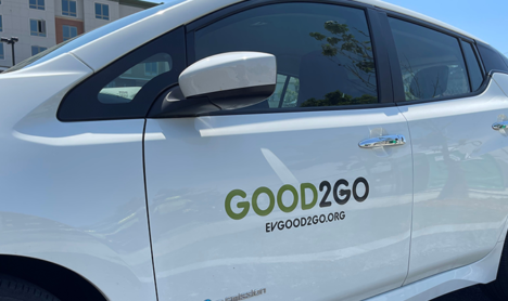 Good2Go Electric Vehicle Carshare